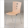 L Shape Shell Chair
