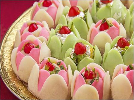 Lotus Shape Sweet