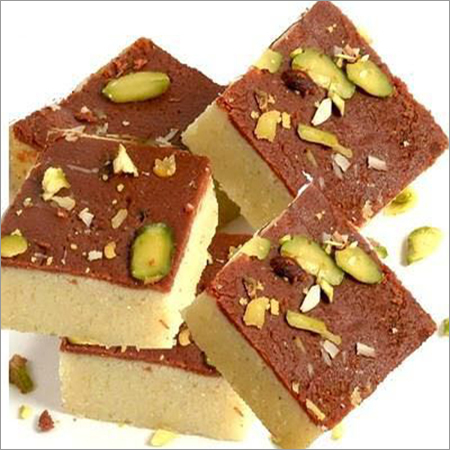 Dry Fruit Chocolate Barfi