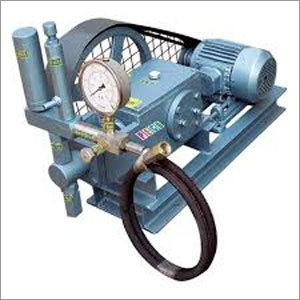 Hydro Testing Pump