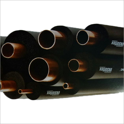Elastomeric Nitrile Foam Tubing For Pipe Insulation
