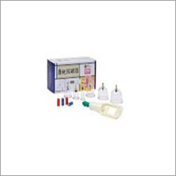 Vaccum Cupping Set Of  06