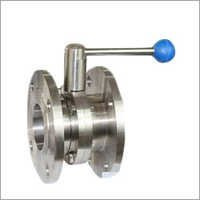 Flange End Butterfly Valve