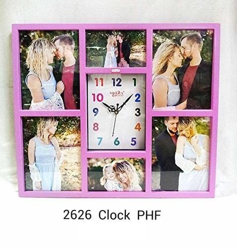 2626 Clock P/F