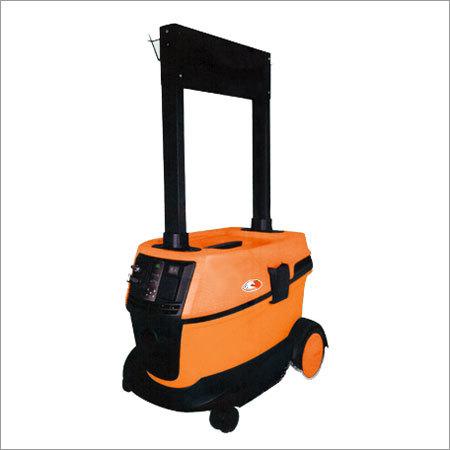 Pneumatic 38L Dust Vacuum System