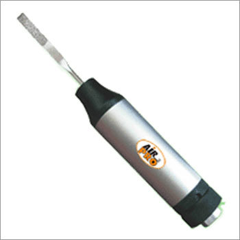 Pneumatic Low Vibration Mini Air File