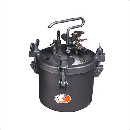 2-1-4 Pneumatic Gallon(10 Liter) Pressure Tank