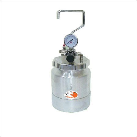 Pneumatic High Quality 2.5 Liter Pressure Pots