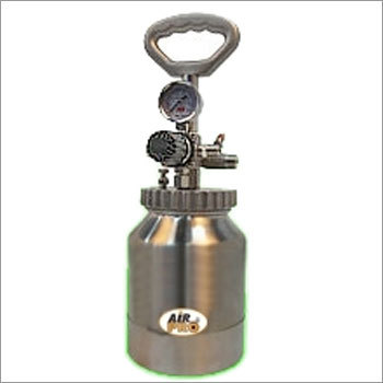 1.7 Pneumatic Liter Stainless Steel Pressure Pots