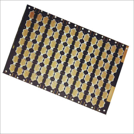 2layer Thick Gold Pcb
