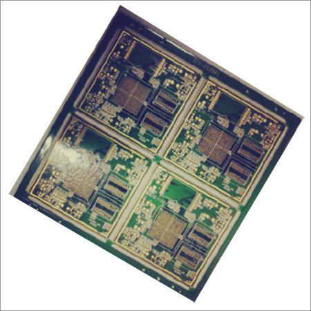 8 Layer Hdi Pcb With Half Hole Plated