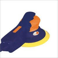 6 Central-Vacuum Electric Random Orbital Sander