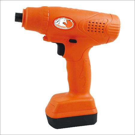 Brushless Cordless Screwdriver
