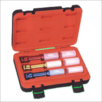 3PC 1-2 Dr 150mm Impact Socket Set