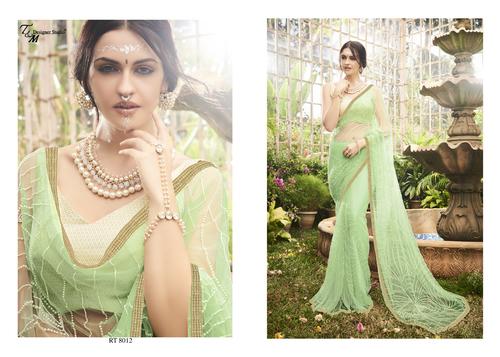 Exclusive Work Designer Saree Online