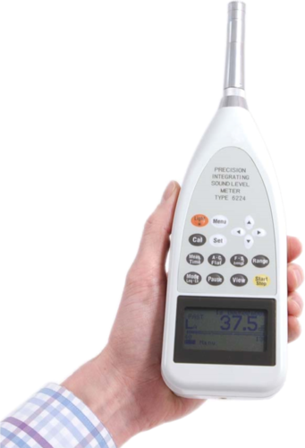 Integrating Precision Sound Level Meter 6224