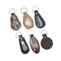 Leatherite Keychains