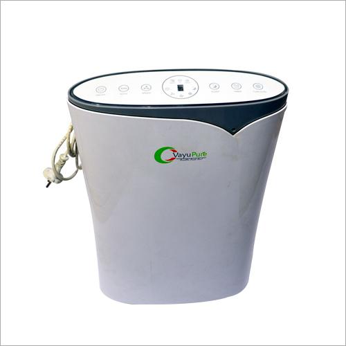 Silver Air Purifier