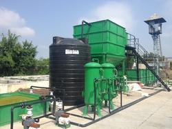 Effluent Water Treatment Plant Services