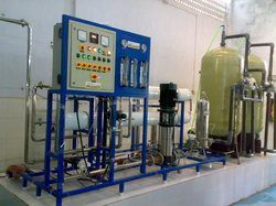 Industry RO Plant 1500 LPH