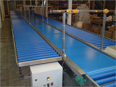 Belt Conveyor Fabrication
