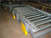 Roller conveyor systems.