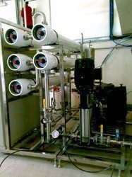 Industrial Reverse Osmosis Unit10000 LPH