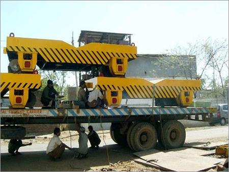Coil Transfer Trolley