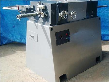 Tube Finning Machine