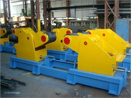 Spiral Pipe Plant Equipments