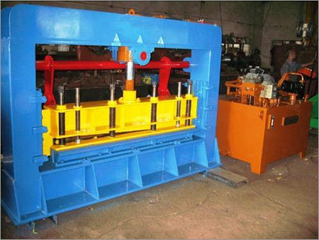 Hydraulic Shear Machine