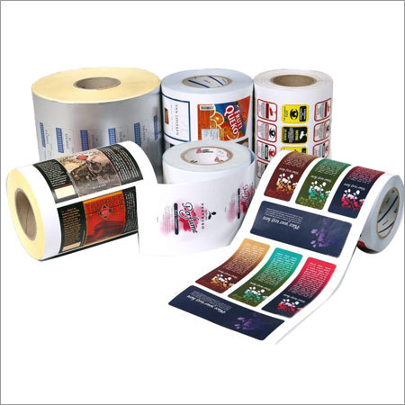 Printed Shrink Labels