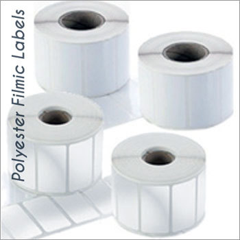 Polyester Filmic Labels