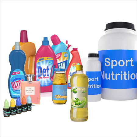 Miscellaneous Product Labels