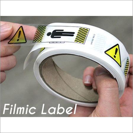 Filmic Label