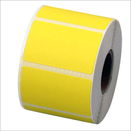 Coloured Barcode Labels