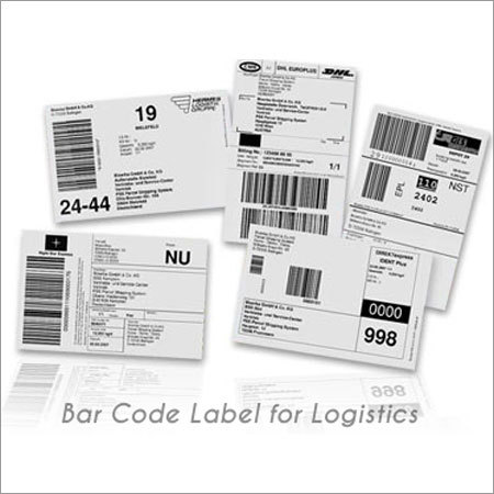 Barcode Labels For Logistics