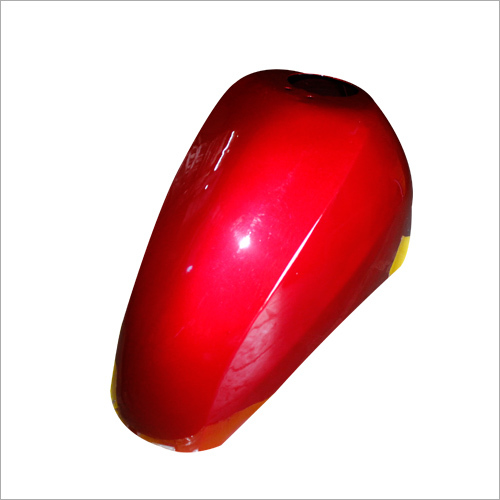 Red Color Activa 3G Mudguard