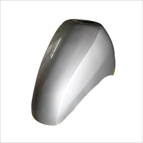 Silver Color Activa 3G Mudguard