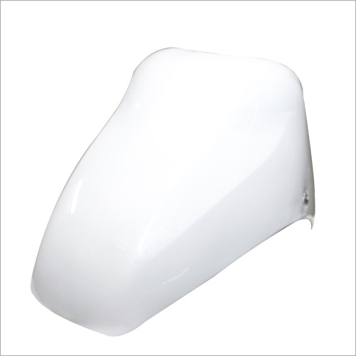 White Color Access Mudguard
