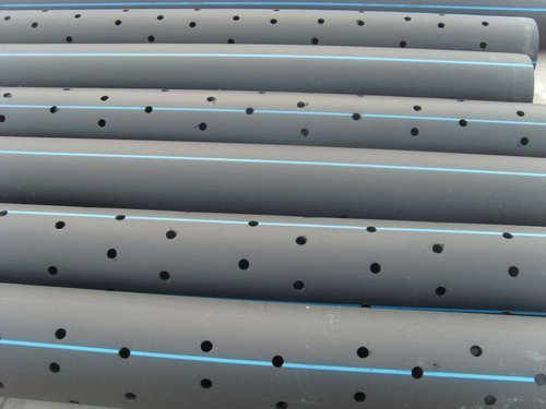 HDPE Perforated Pipe