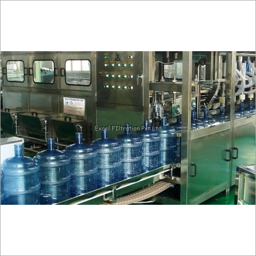 Fully Automatic Jar Filling Machine