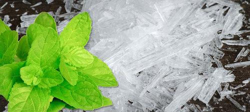 Manthol Crystal