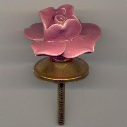 Decorative Porcelein Knob