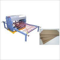 Automatic Reel to Sheet Cutter Machine