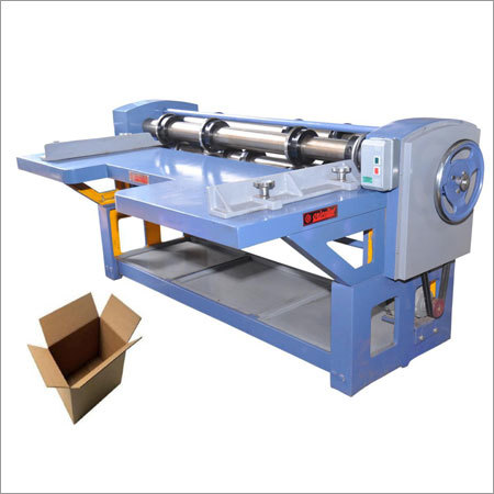 4 Bar Rotary Cutting & Creasing Machine