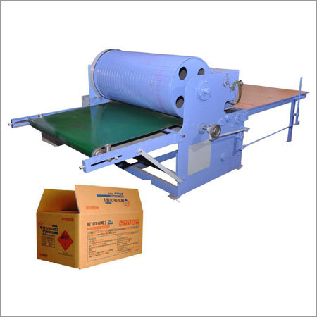 Corrugated Box Making Machines