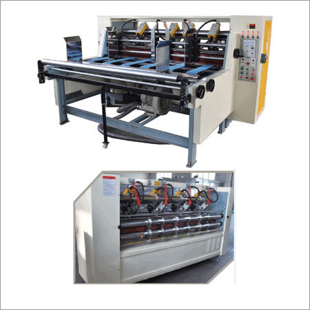 Thin Blade Slitter Scorer Machine
