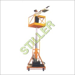 High Rise Working Platform