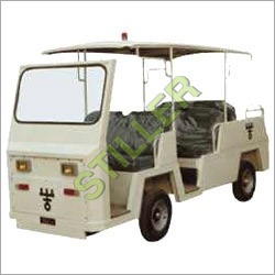 Industrial Golf Carts